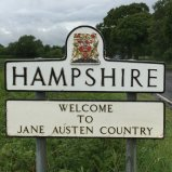 Hampshire's Ode to Jane Austen