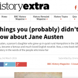 8 things you (probably) didn't know about Jane Austen