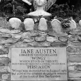 The mystery of the missing Jane Austen bust